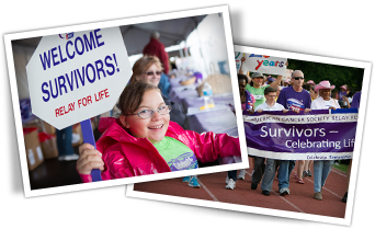 Get Involved: Survivors & Caregivers