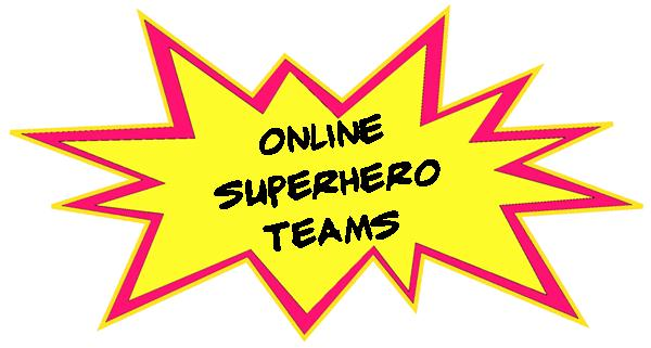 Relay Online Superhero Team List Image