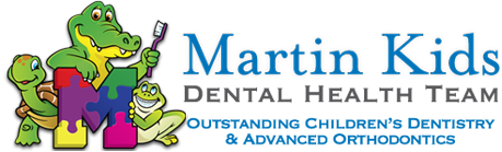 Martin Kids Dental Health Logo