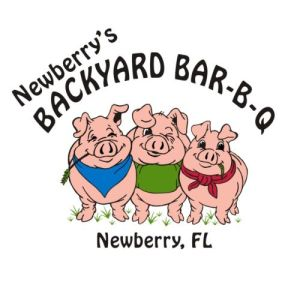 Newberry's Backyard BBQ Logo