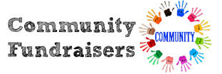 Community Fundraisers Button