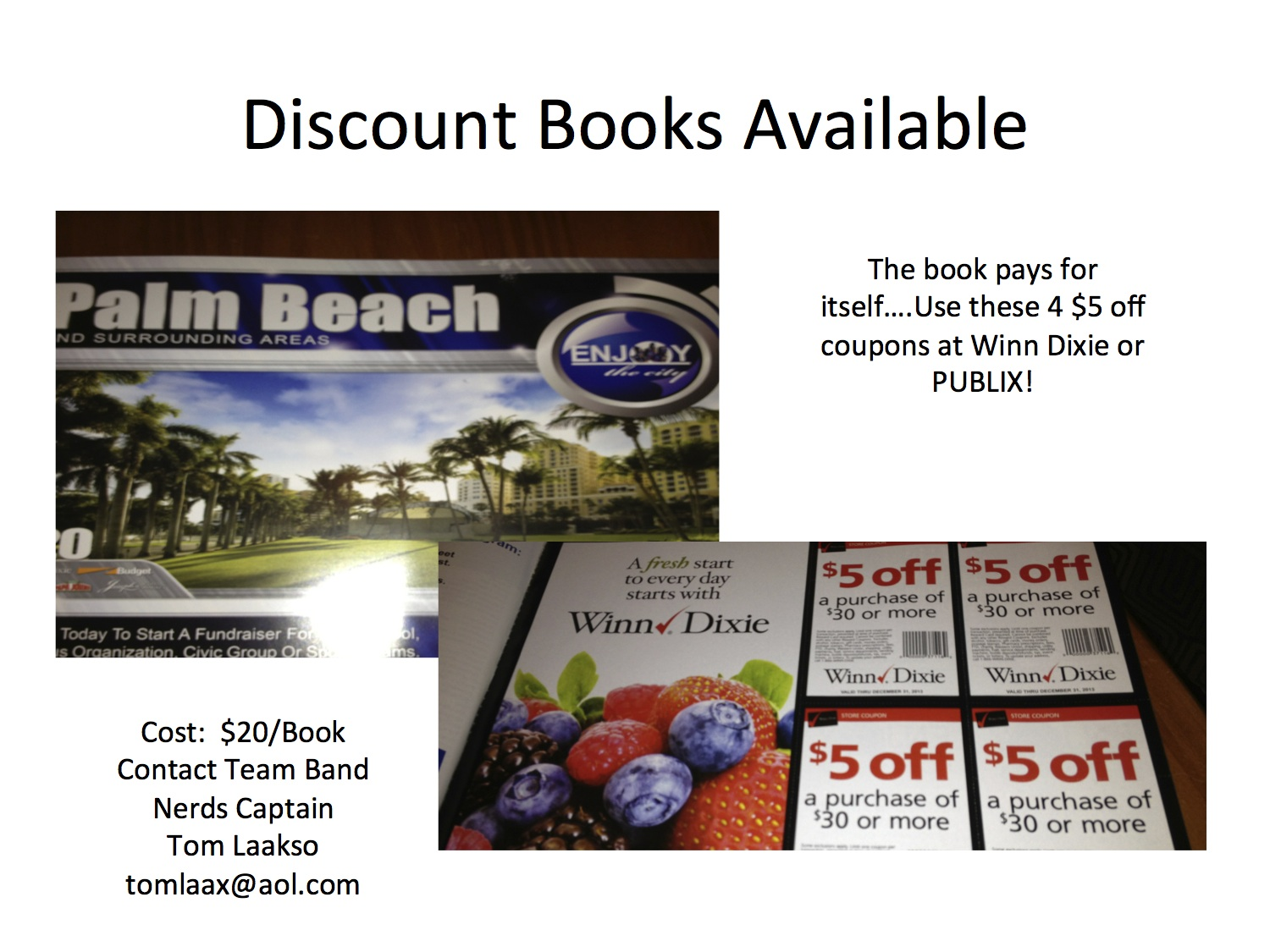 discount books
