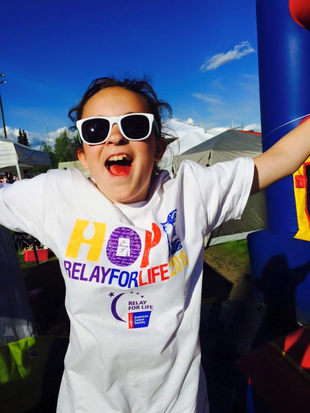 Fairbanks Relay For Life 2015