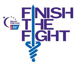 Finish the Fight logo