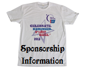 Sponsorship information button