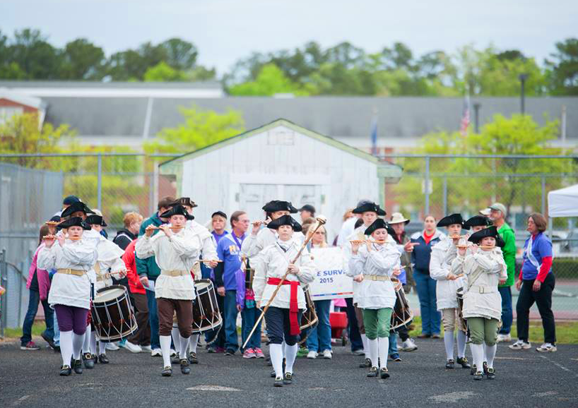 Media Wall 18 Fife And Drum