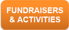 fundraising and activities orange button word