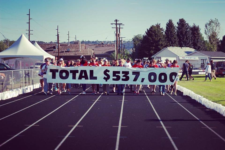 2016 Relay Total