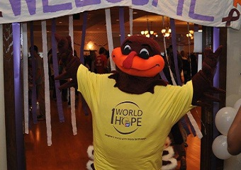 Hokie Bird VT Relay