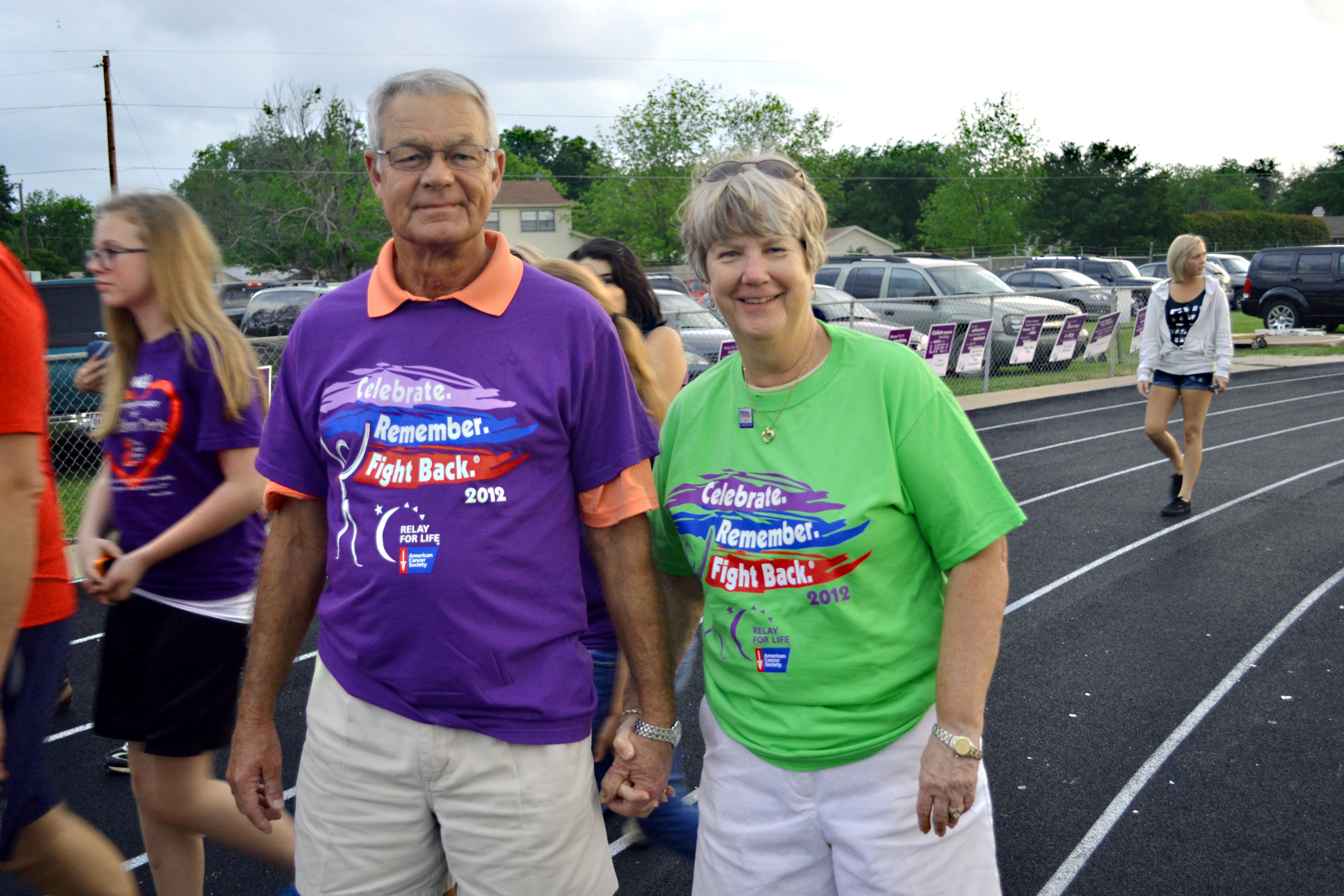 2012 RFL Event_Survivor and Caregiver