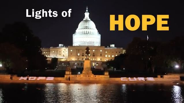 Light of Hope - ACS CAN Lobby Day Video