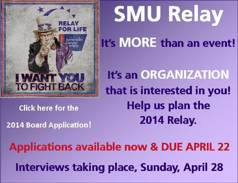2014 RFL SMU Board Application AD