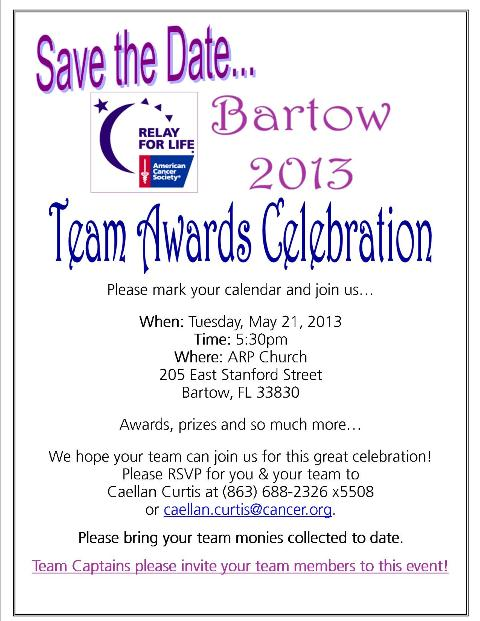 Bartow wrap up