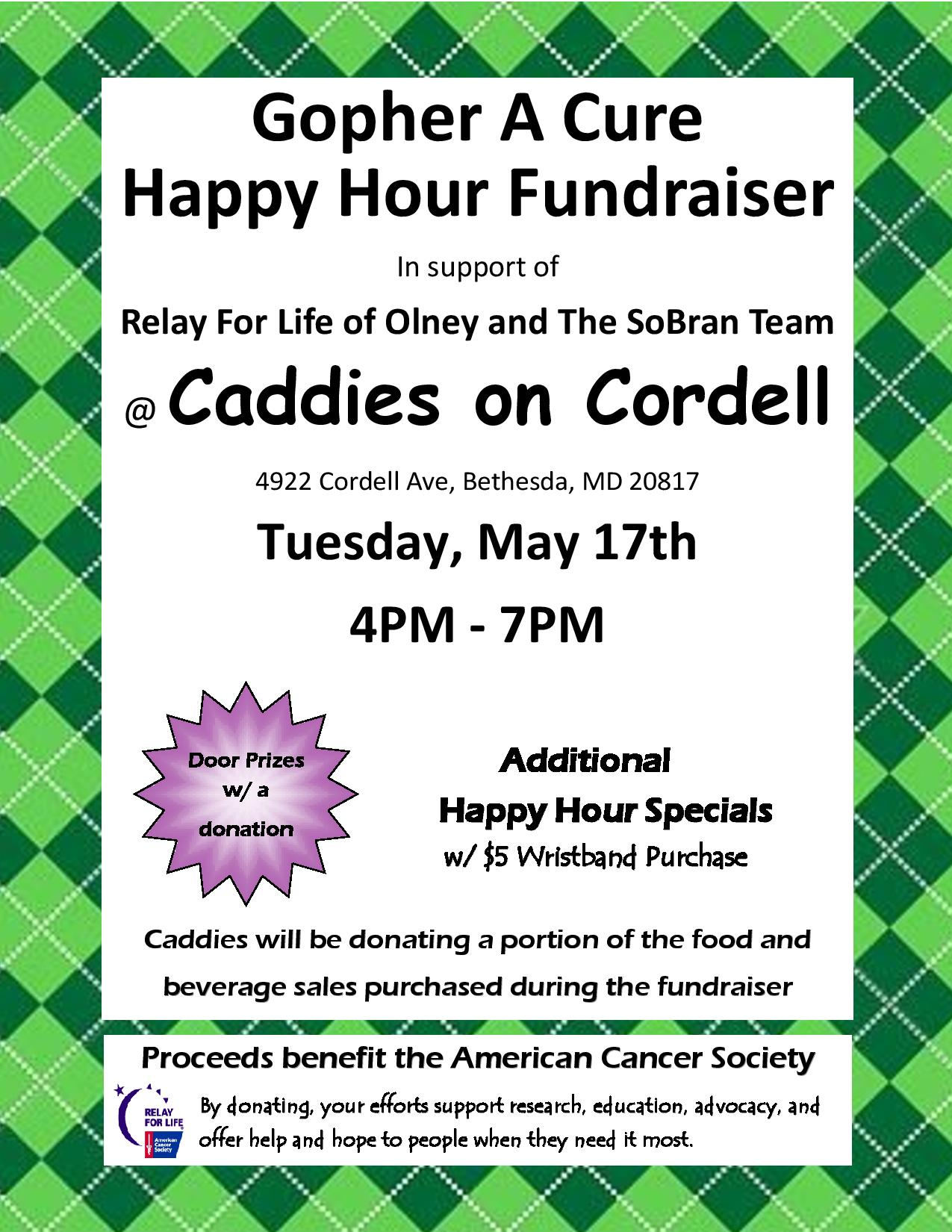 Caddies Flyer