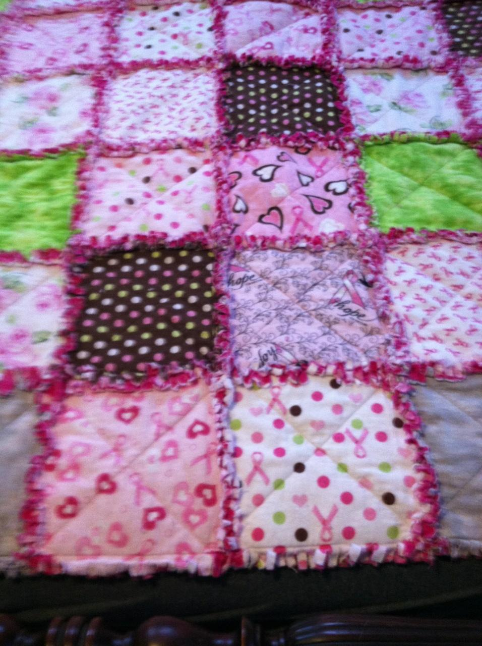 Makenzie's Angels Quilt