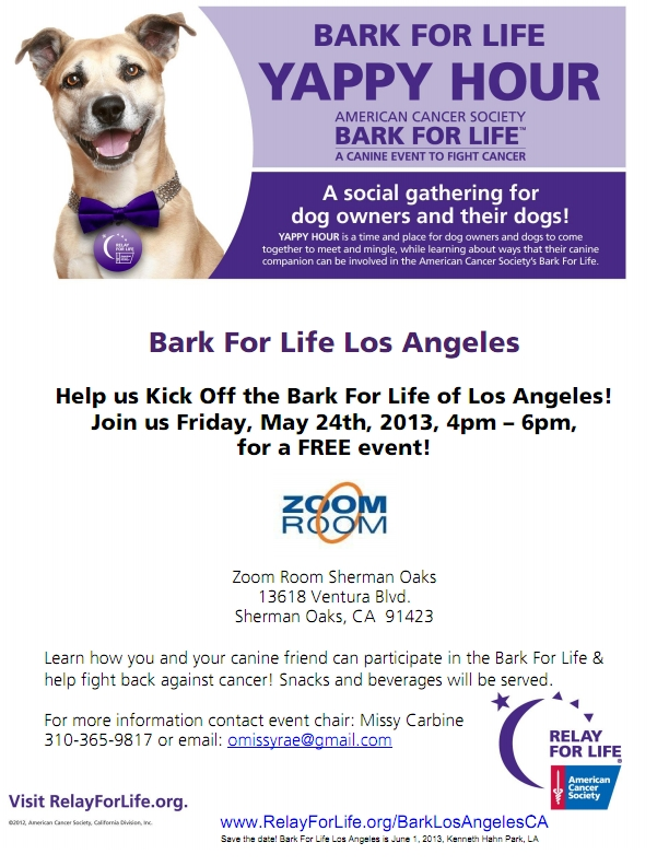 Yappy Hour Sherman Oaks