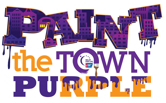 PaintTownPurple