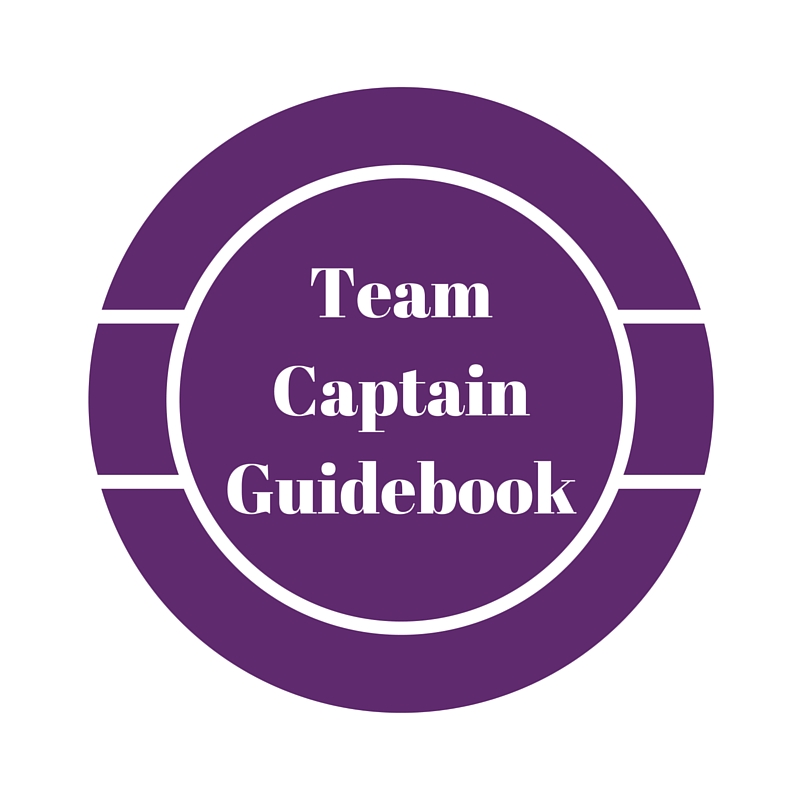 Team Captain Guidebook button