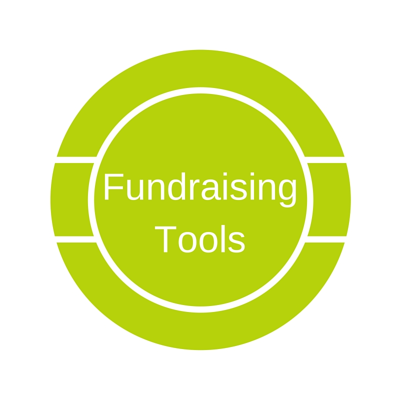 Fundraising Tools Button