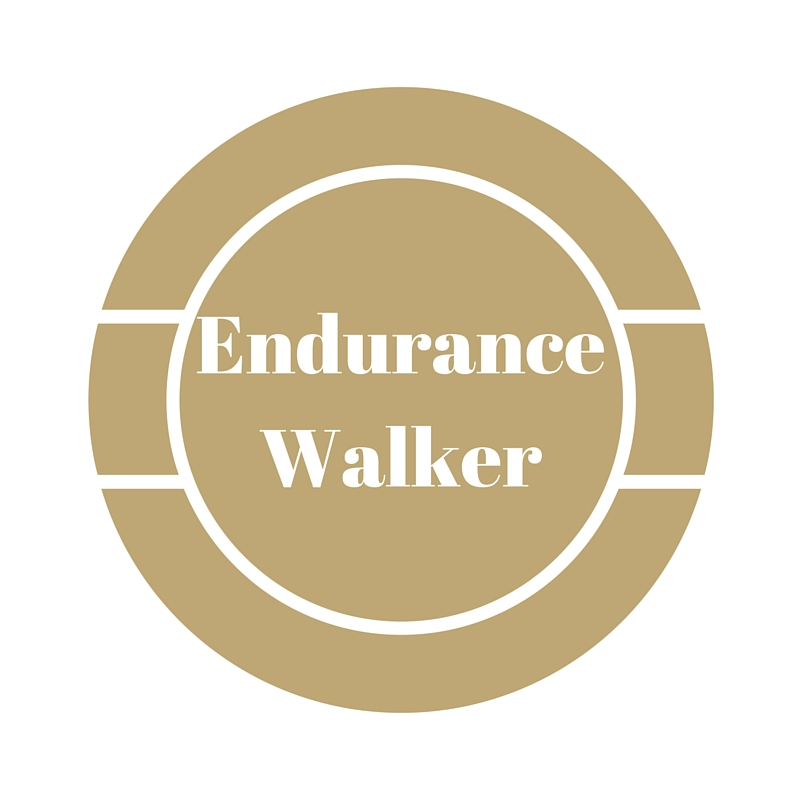 Endurance Walker Button