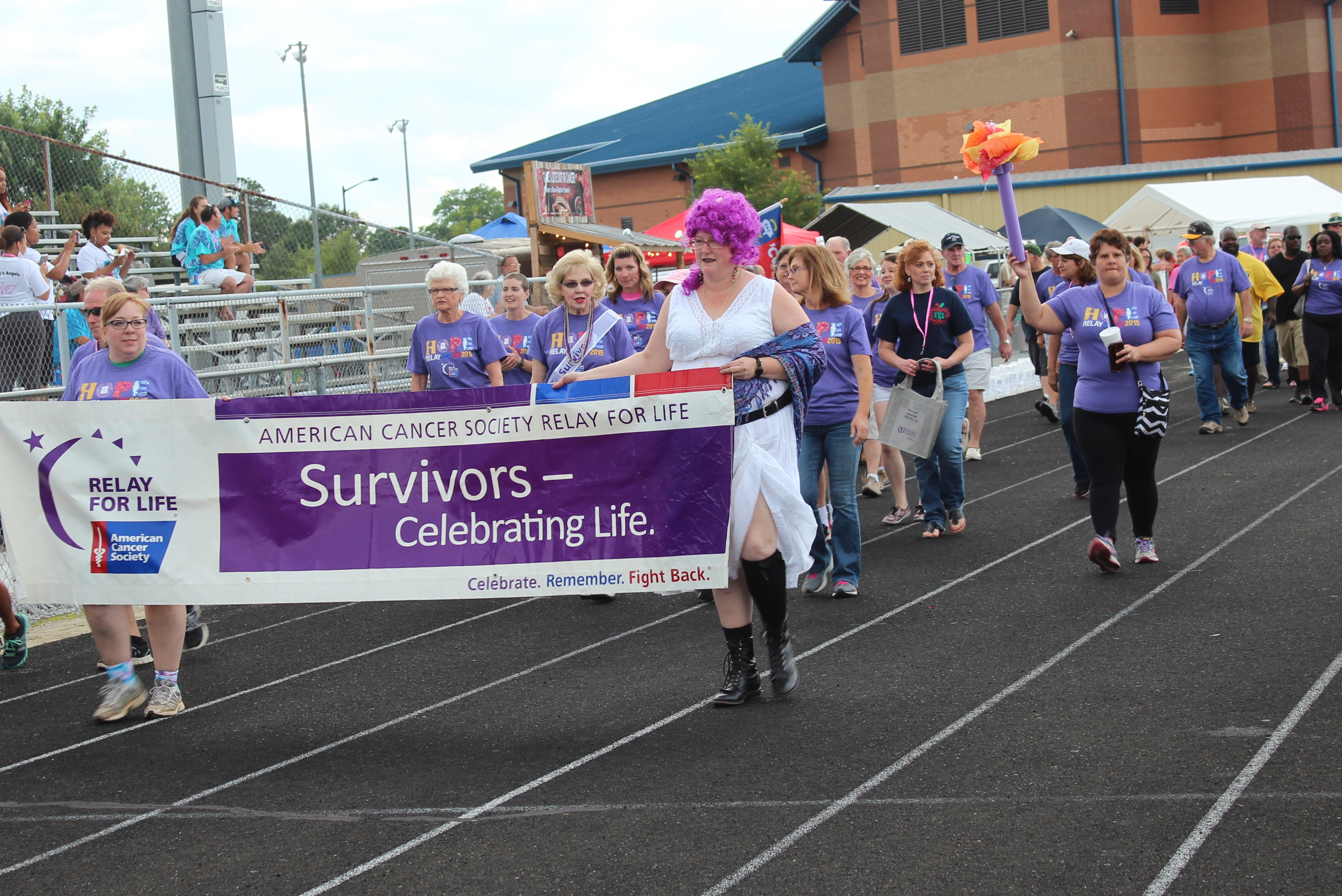 Survivor Walk 1