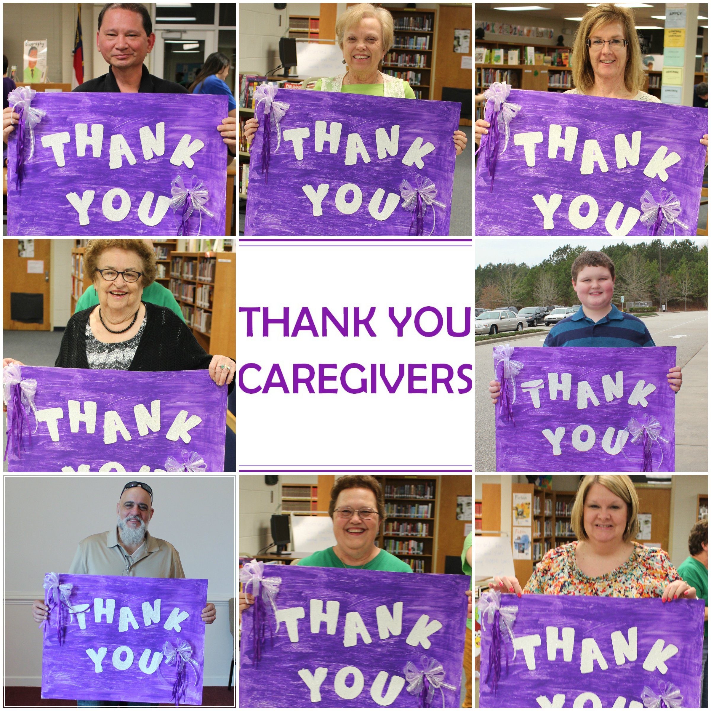 Caregiver Thank you