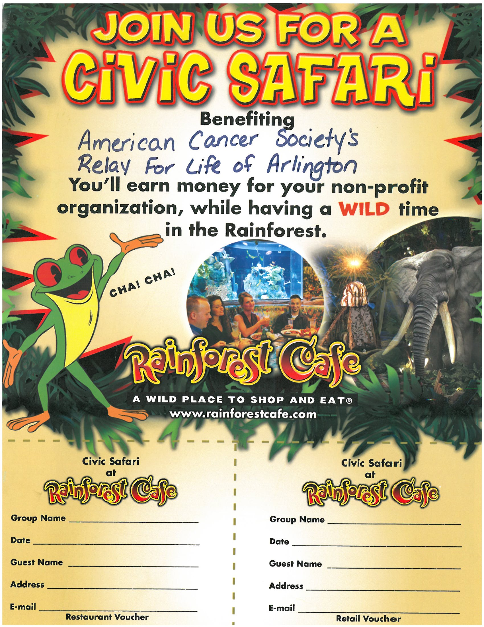 civic safari